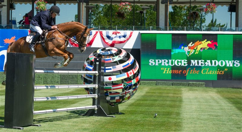 World Renowned Show Jumping